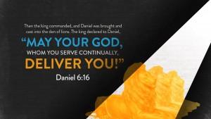 Daniel 6:16 [widescreen]
