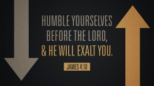 James 4:10 [widescreen]