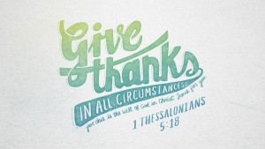 1 Thessalonians 5:18 [widescreen]