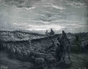 abraham-journeying-into-the-land-of-canaan-1866